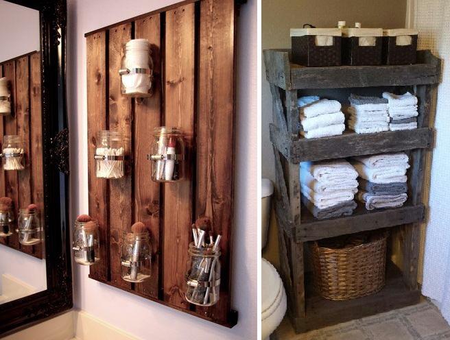 Arredare con il legno ecco qualche idea per casa vostra - Mobiletti in legno ...