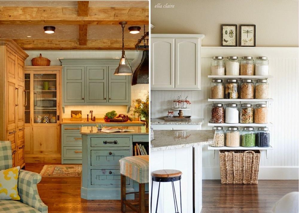Come arredare la cucina in stile country for Idee per arredare casa stile country